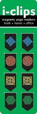 Iclip Magnetic Bookmark Celtic