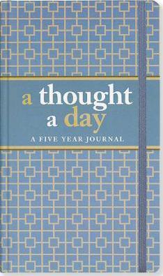 A Thought a Day: the 5-year Diary