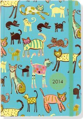 2014 Kitties Sm Eng Calendar