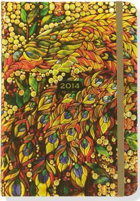 2014 Stained Glass Sm Eng Calendar