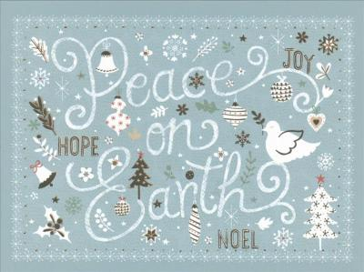 Peaceful Tidings Deluxe Boxed Holiday Cards
