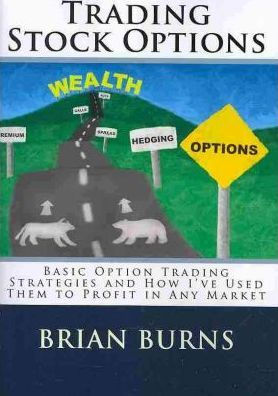 Trading stock options book