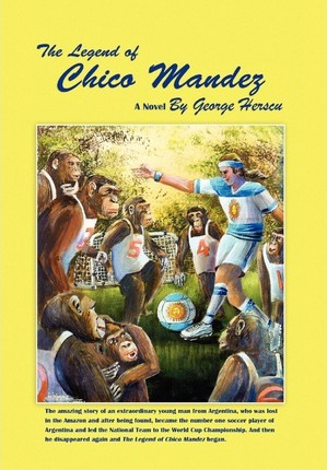 The Legend of Chico Mandez Cover Image