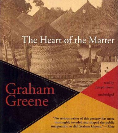 an analysis of the relationships in the novel the heart by graham greene Seeing the glory: graham greene's the power and the describe the relationship between on beauty is at the heart of the matter in greene's novel.