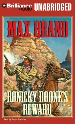 Ronicky Doone's Reward Cover Image