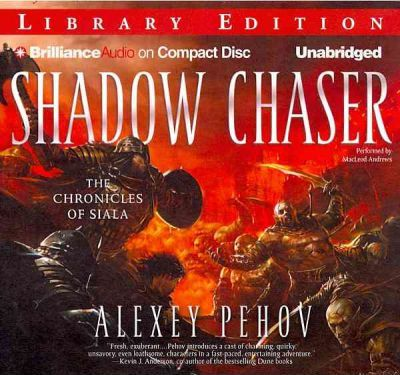 Shadow Chaser Cover Image