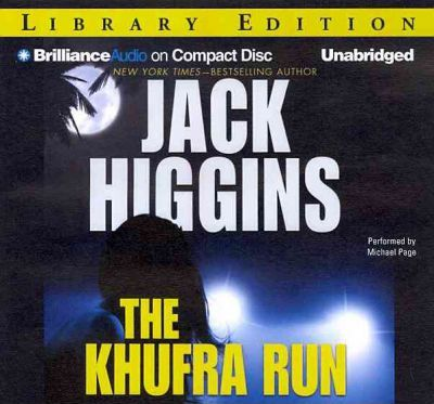 The Khufra Run Cover Image