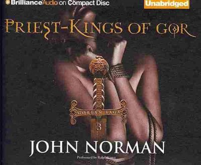 Priest-Kings of Gor Cover Image