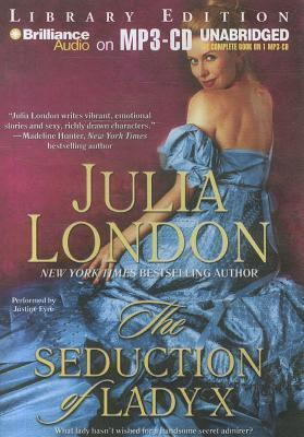 The Seduction of Lady X Cover Image