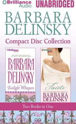 Barbara Delinsky Compact Disc Collection Cover Image