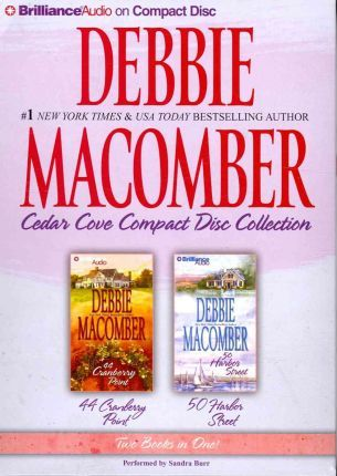Debbie Macomber Cedar Cove Compact Disc Collection