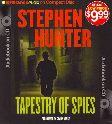 Tapestry of Spies Cover Image