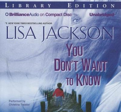 You Don't Want to Know Cover Image
