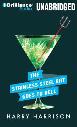 The Stainless Steel Rat Goes to Hell Cover Image