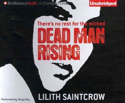 Dead Man Rising Cover Image