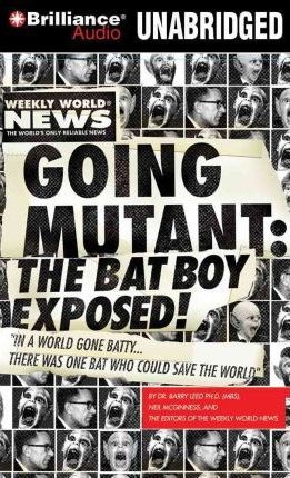 Going Mutant Cover Image