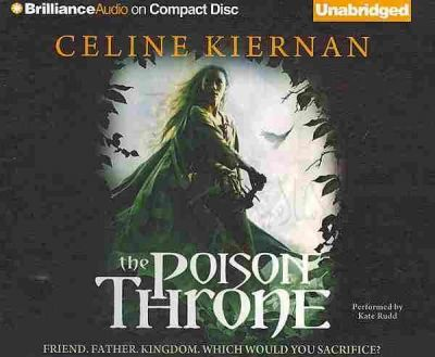 The Poison Throne Cover Image