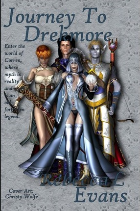 Journey to Drekmore : Book 1 of Drekmore Series