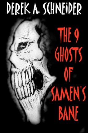 The 9 Ghosts of Samen's Bane Cover Image