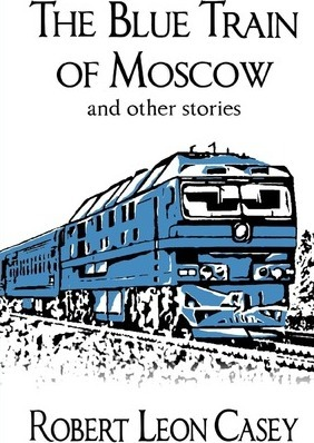 The Blue Train of Moscow Cover Image
