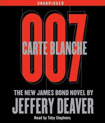 Carte Blanche 007 Cover Image