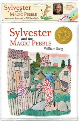 Sylvester and the magic pebble william steig 9781442435605 for Sylvester and the magic pebble coloring page