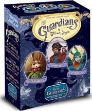 The Guardians : Nicholas St. North and the Battle of the Nightmare King; E. Aster Bunnymund and the Warrior Eggs at the Earth's Core!; Toothiana, Queen of the Tooth Fairy Armies