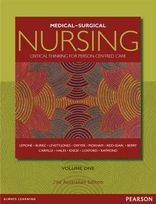 lemone medical surgical nursing pdf