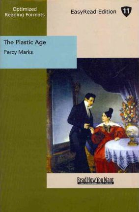 The Plastic Age Cover Image