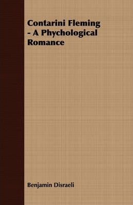 Contarini Fleming - A Phychological Romance Cover Image