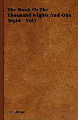 The Book Of The Thousand Nights And One Night - Vol1 Cover Image