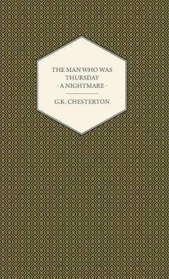 The Man Who Was Thursday - A Nightmare Cover Image