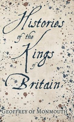 Geoffrey of Monmouth Cover Image