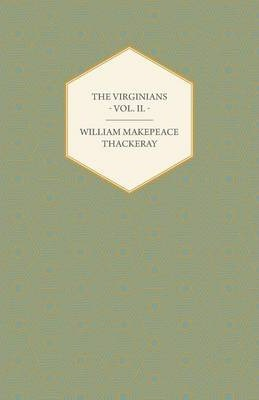 The Virginians - Vol. II. Cover Image