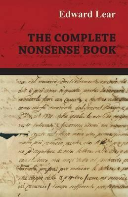 The Complete Nonsense Book Cover Image