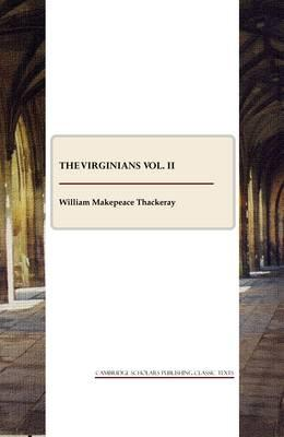 The Virginians vol. II Cover Image