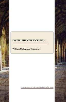 Contributions to 'Punch' Cover Image