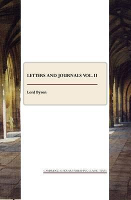 Letters and Journals vol. II Cover Image