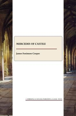 Mercedes of Castile Cover Image