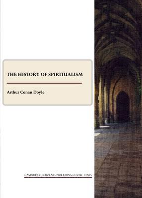 The History of Spiritualism Cover Image