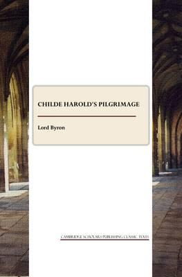 Childe Harold's Pilgrimage Cover Image