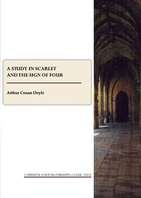 A Study in Scarlet and The Sign of Four Cover Image