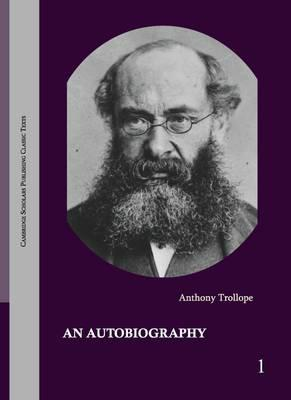 Anthony Trollope Cover Image