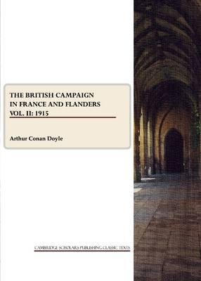 The British Campaign in France and Flanders Vol. II Cover Image