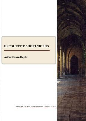 Uncollected Short Stories Cover Image