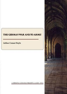 The German War and To Arms! Cover Image