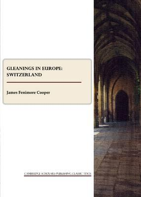 Gleanings in Europe Cover Image