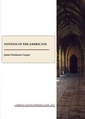 Notions of the Americans Cover Image