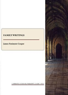 Family Writings Cover Image