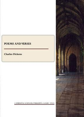 Poems and Verses Cover Image